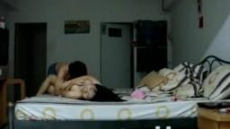 泰國情侶在家做愛自拍外流