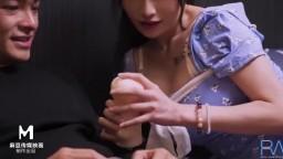 中國麻豆傳媒映畫&PsychopornTW聯合出品新作-國際交換生的粗體驗 爆乳高潮 高清720P原版首發